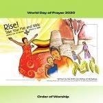 Worship bulletin 2020