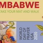 Zimbabwe bookmark